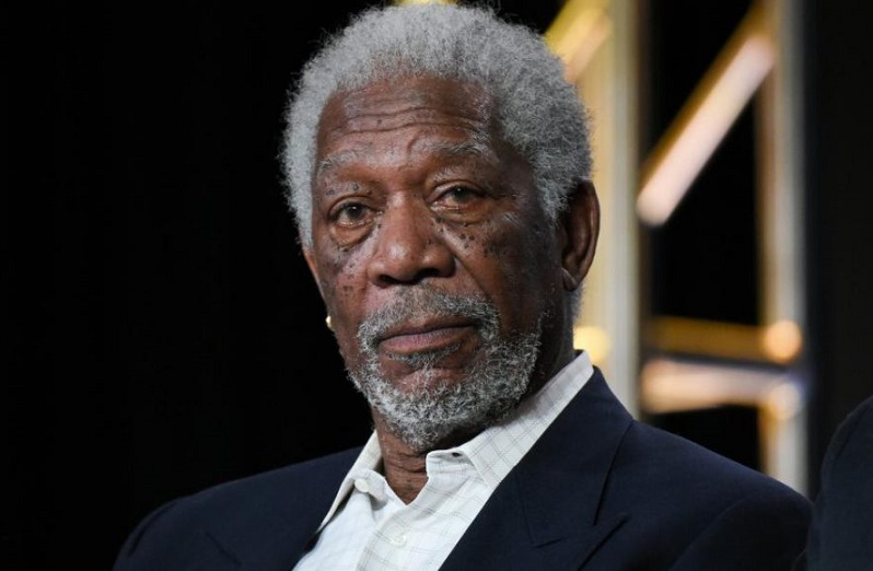 Morgan Freeman se disculpa tras acusado por abuso sexual